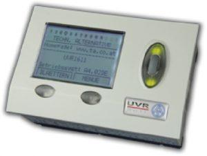 Heizungssteuerung UVR1611